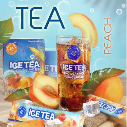 Trà ICE TEA Vị Đào